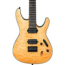 S Series S621QM Electric Guitar Vintage Natural