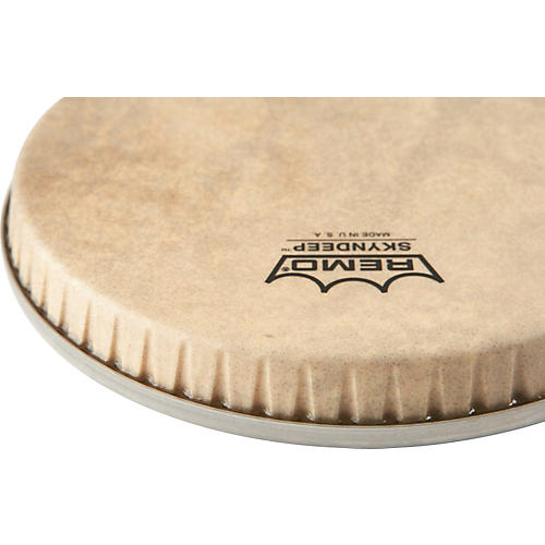 Remo S-Series Skyndeep Bongo Head Calfskin 6.75 in.