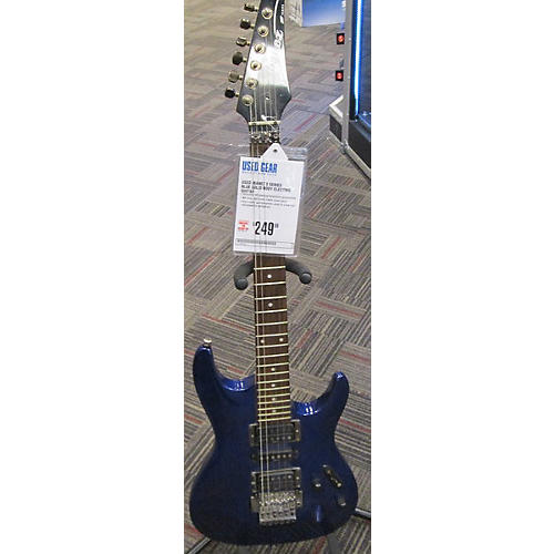 Ibanez S Series Solid Body Electric Guitar Blue-thumbnail