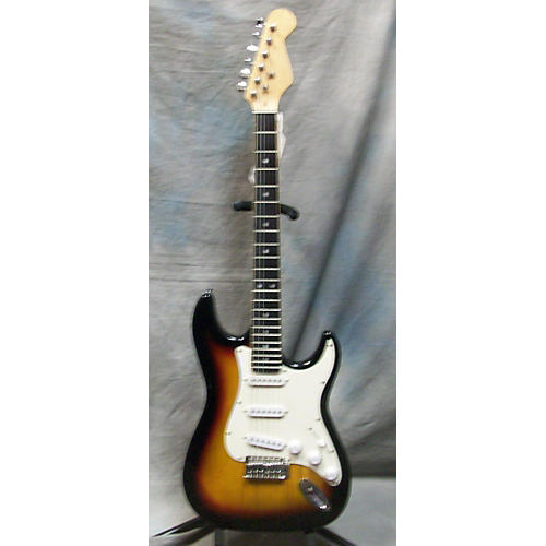 In Store Used S Style Guitar Solid Body Electric Guitar