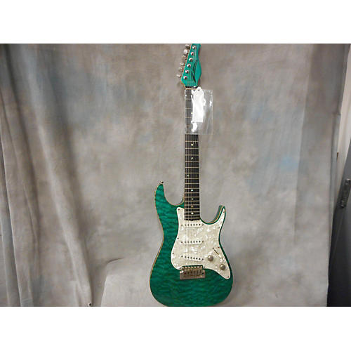 Zion S Style Solid Body Electric Guitar-thumbnail