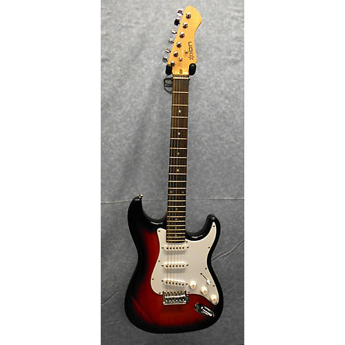 ION S Style Solid Body Electric Guitar-thumbnail