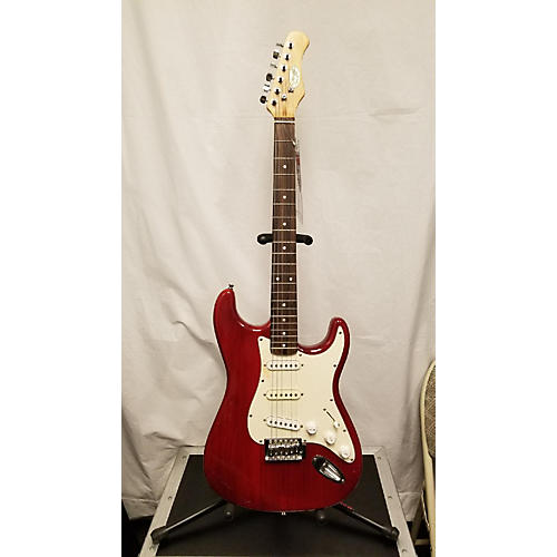 Stagg S-Type Solid Body Electric Guitar