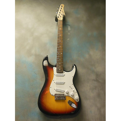 Austin S-style Solid Body Electric Guitar-thumbnail