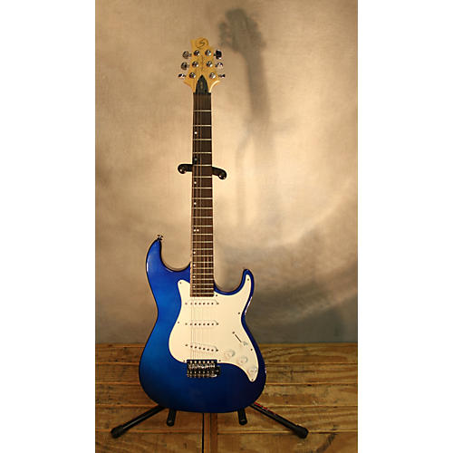Greg Bennett Design by Samick S-type Solid Body Electric Guitar