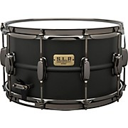 S.L.P. Big Black Steel Snare Drum