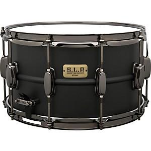 Tama S.L.P. Big Black Steel Snare Drum