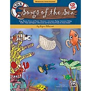 Alfred S.O.S. Songs of the Sea Book & CD