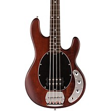 S.U.B. Ray4 Electric Bass Guitar Satin Walnut