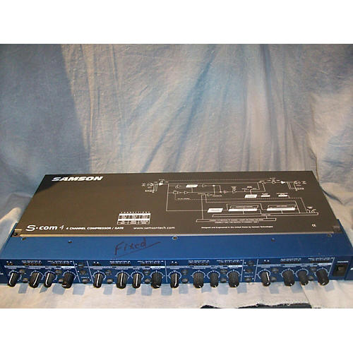 Samson S.com4 Compressor