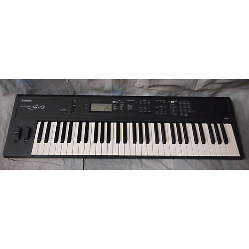 Yamaha S03 Synthesizer-thumbnail