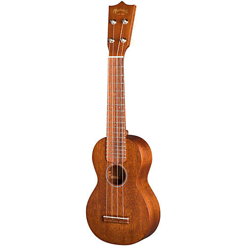 Martin S1 Left-Handed Ukulele Natural