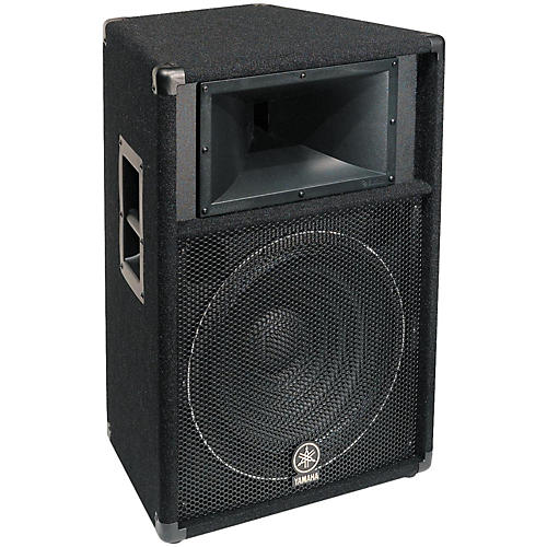 Yamaha S115V Club Series V Speaker Cabinet-thumbnail