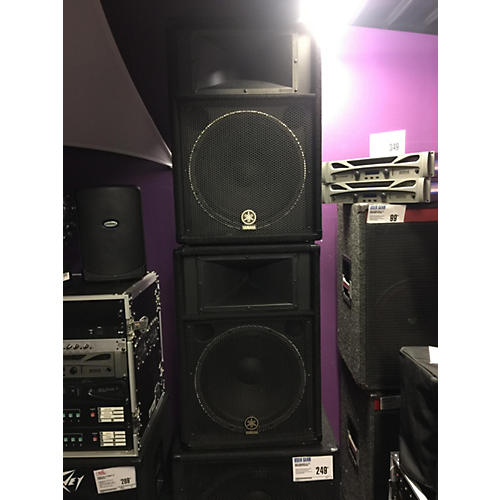Yamaha S115V Pair Unpowered Speaker