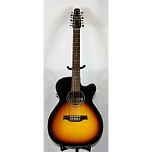 Seagull S12 Concert Hall Acoustic Electric Guitar