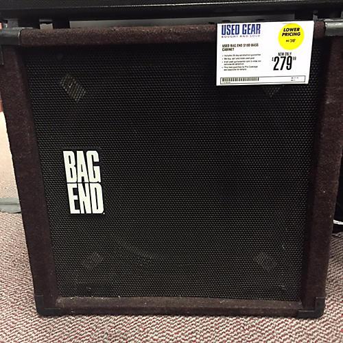 Bag End S18E-C 1x18 400w @ 8 Ohms USA Bass Cabinet-thumbnail