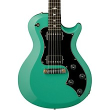 S2 Singlecut Standard Bird Inlays Electric Guitar Sea Foam Green