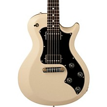S2 Singlecut Standard Dot Inlays Electric Guitar Antique White