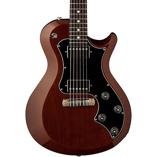 PRS S2 Singlecut Standard Dot Inlays Electric Guitar Sienna