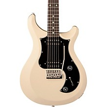 S2 Standard 22 Electric Guitar with 85/15 S Pickups Antique White Black Pickguard
