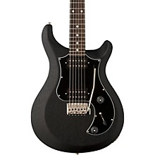 S2 Standard 22 Electric Guitar with 85/15 S Pickups Charcoal Satin Black Pickguard