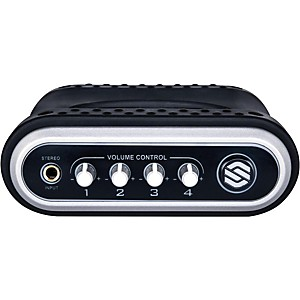 Sterling Audio S204HA 4-Channel Professional Headphone Amplifier by Sterling Audio