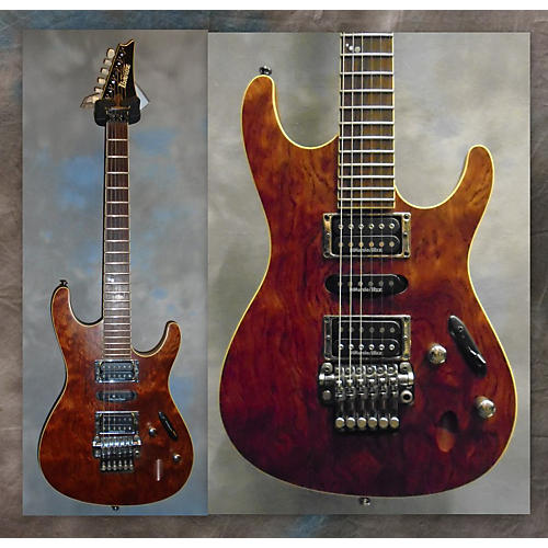 Ibanez S2170 FB NTF Solid Body Electric Guitar-thumbnail