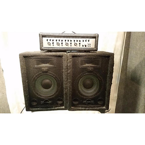 Phonic S410 Sound Package
