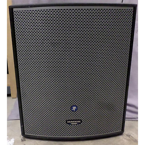 Mackie S410s Unpowered Subwoofer-thumbnail