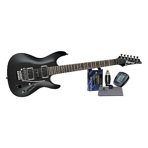 Ibanez S470 Electric Guitar with Planet Waves Accessory Pack