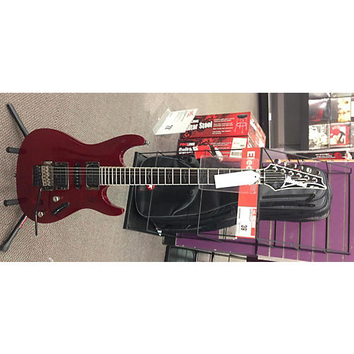 Ibanez S470 QS Solid Body Electric Guitar
