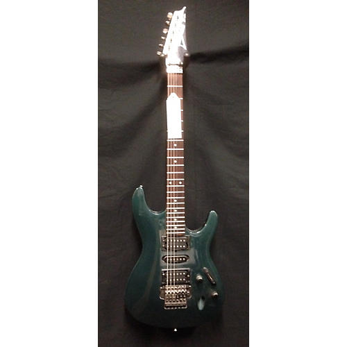 Ibanez S470 Solid Body Electric Guitar teal