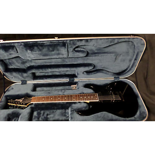 Ibanez S520EX Solid Body Electric Guitar-thumbnail