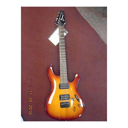 Ibanez S521LVS Solid Body Electric Guitar Sunburst