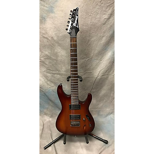 Ibanez S521lvs Solid Body Electric Guitar-thumbnail
