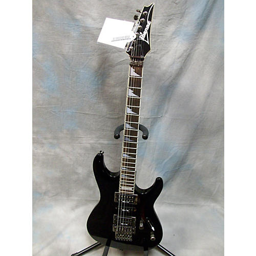 Ibanez S540 MIJ Black Solid Body Electric Guitar