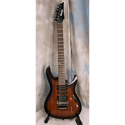 Ibanez S5470Q S Series Solid Body Electric Guitar