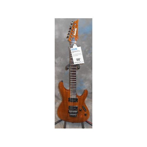 Ibanez S5520K Solid Body Electric Guitar-thumbnail
