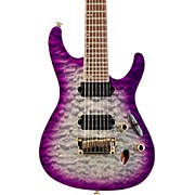 Ibanez S5527QFX Prestige S Series 7 String Electric Guitar