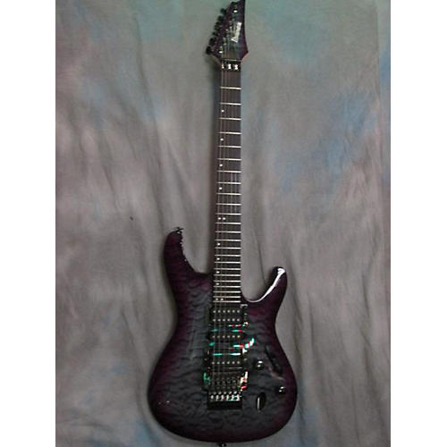 Ibanez S5570Q Solid Body Electric Guitar-thumbnail