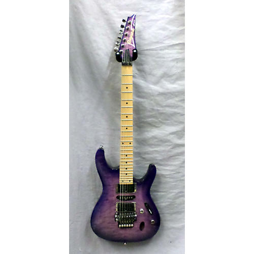 Ibanez S570MQM Solid Body Electric Guitar