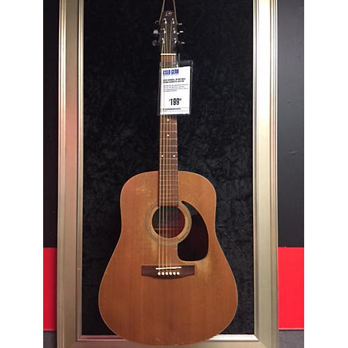 Seagull S6 Acoustic Guitar Natural