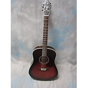 Seagull S6 BURNT UMBER Acoustic Guitar