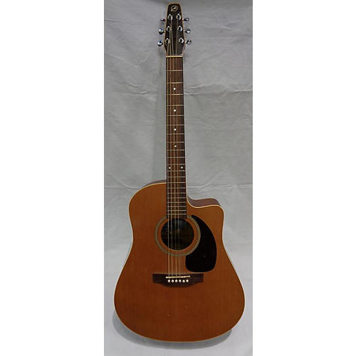 used seagull s6 cw gt acoustic electric guitar guitar center. Black Bedroom Furniture Sets. Home Design Ideas