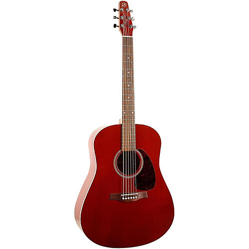 Seagull S6 Cedar Acoustic Guitar Red