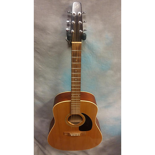 used seagull s6 cedar gt acoustic guitar guitar center. Black Bedroom Furniture Sets. Home Design Ideas