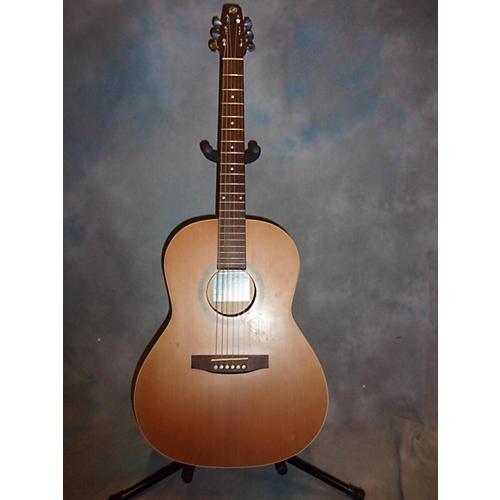 Seagull S6 Folk Acoustic Guitar-thumbnail