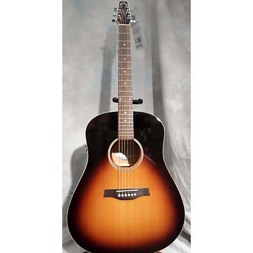 Seagull S6 GT Q1T Acoustic Electric Guitar Sunburst
