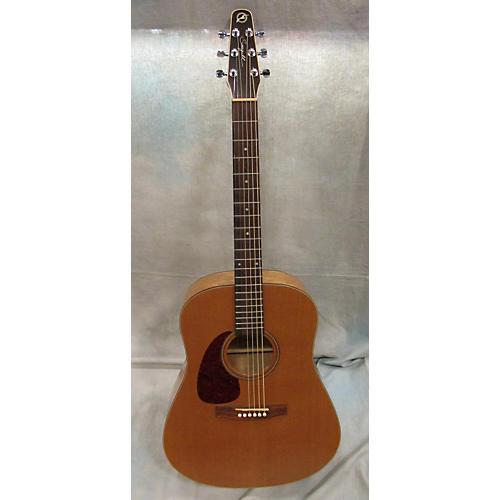 Seagull S6 Left Handed Acoustic Guitar-thumbnail