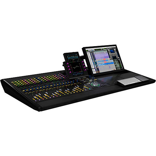 Avid S6 M10 8-5 (8 channel strips, 5 knobs per channel)-thumbnail